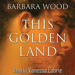 This Golden Land audiobook cover image