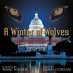 Winter of Wolves audiobook cover image